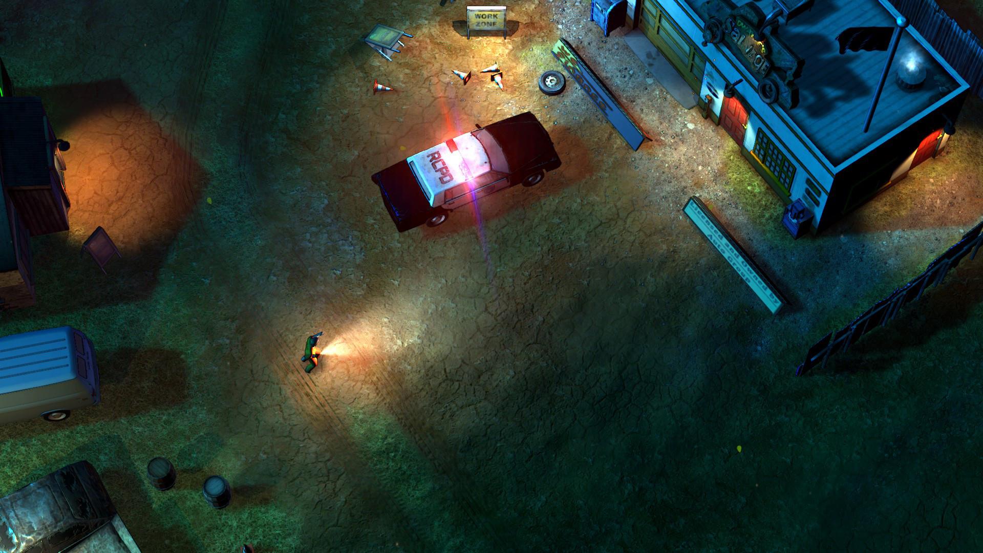Скриншот №2 к American Fugitive