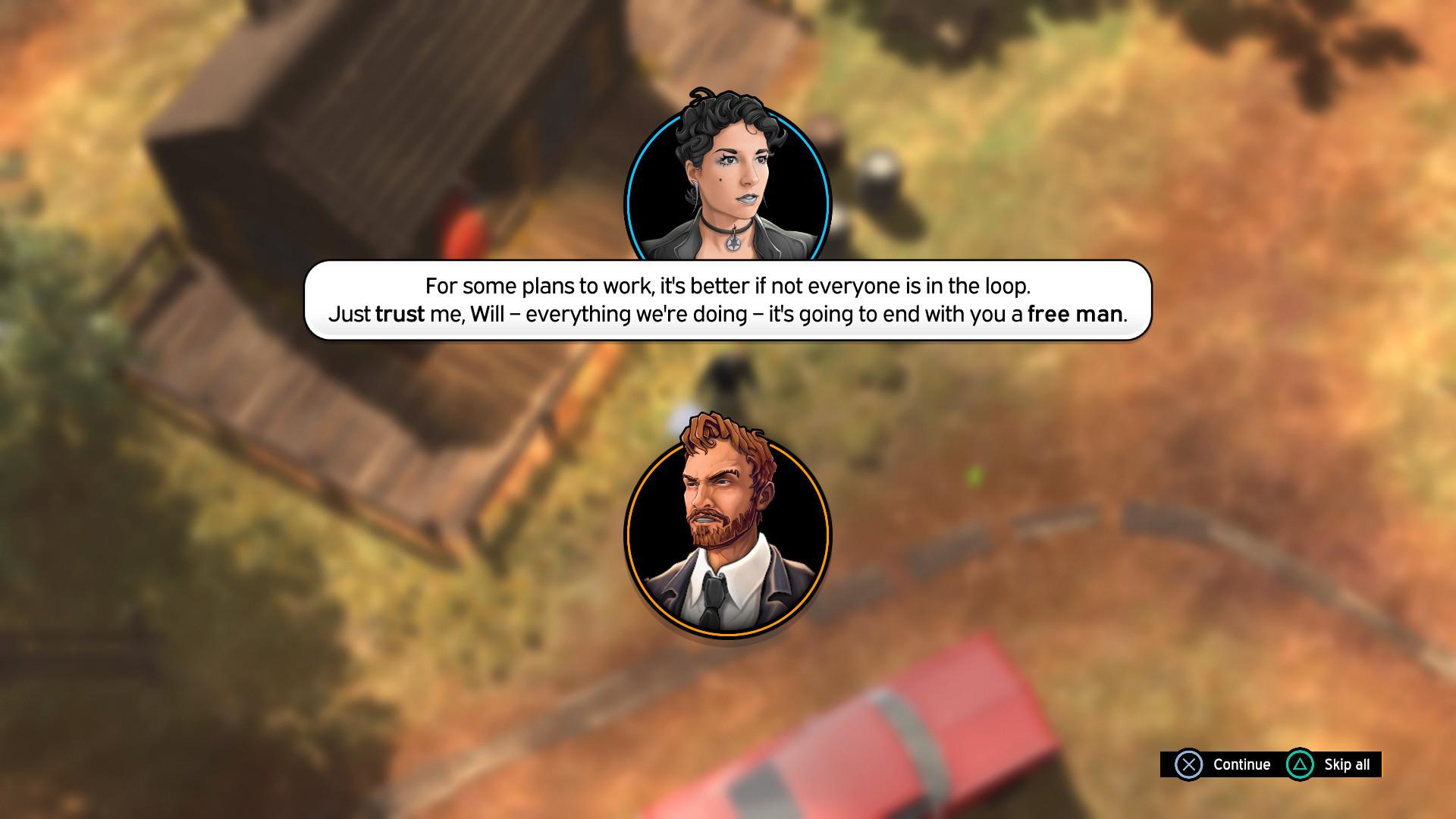 Скриншот №9 к American Fugitive