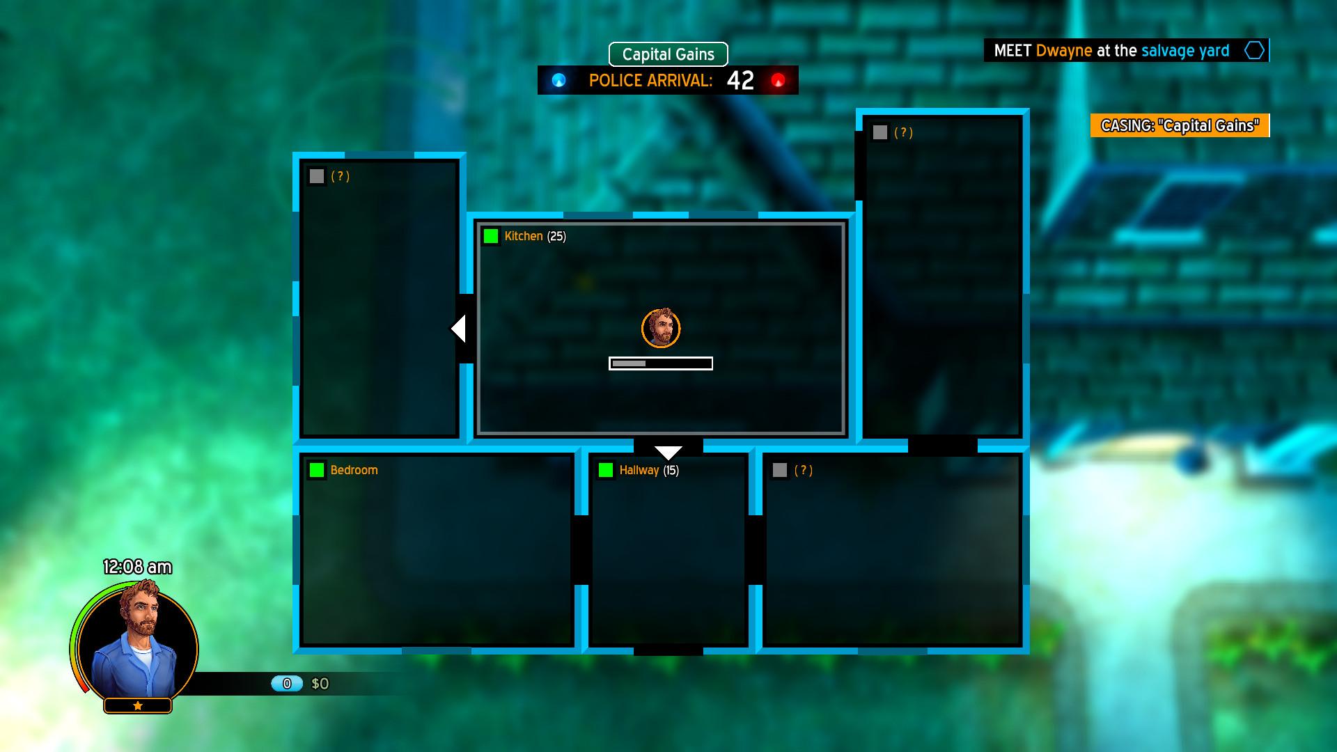Скриншот №7 к American Fugitive
