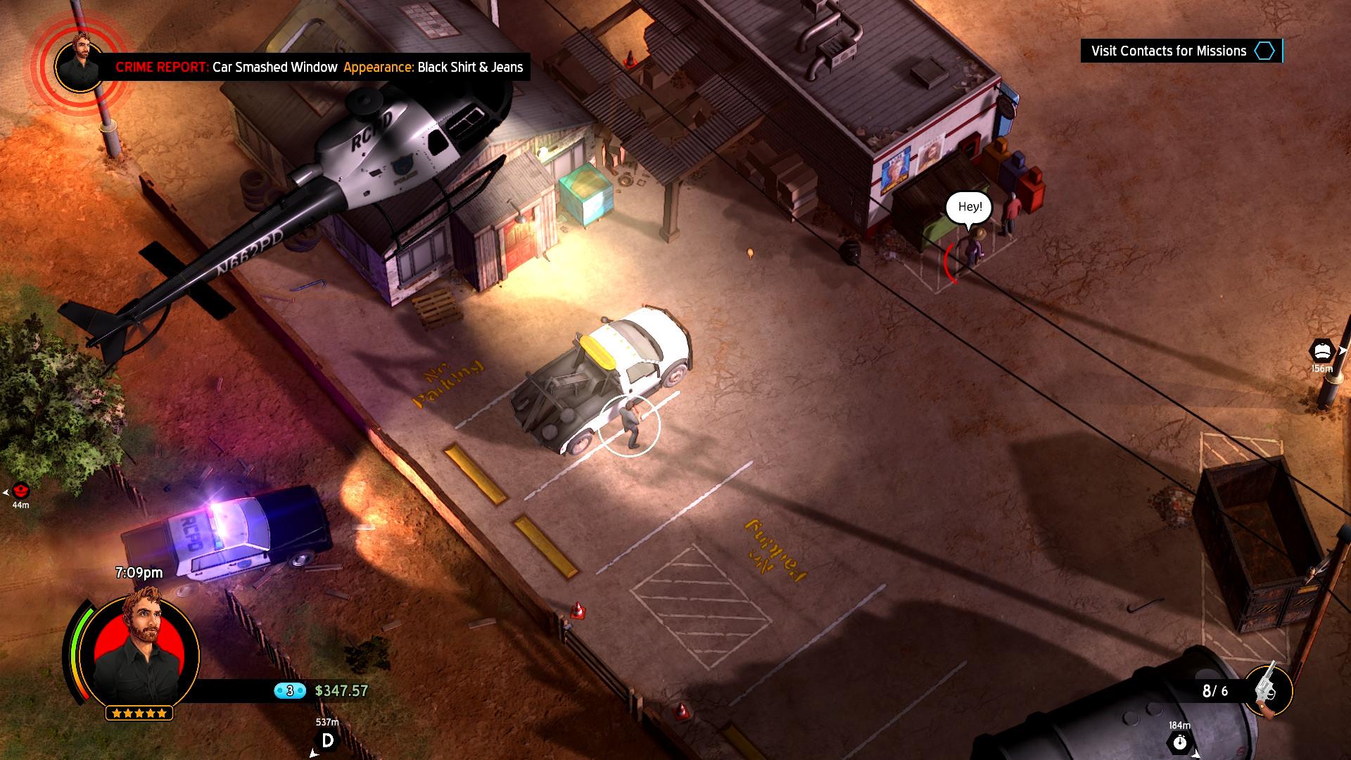 Скриншот №5 к American Fugitive