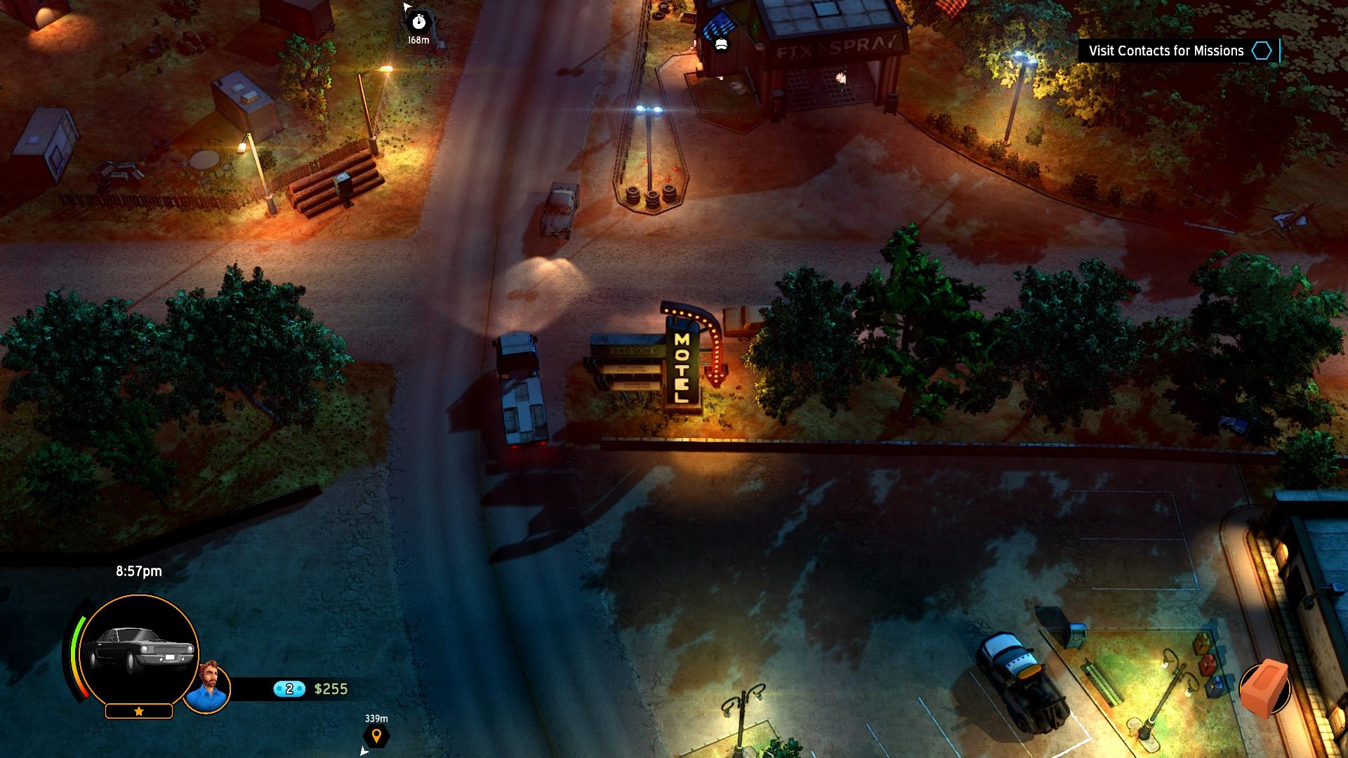 Скриншот №6 к American Fugitive