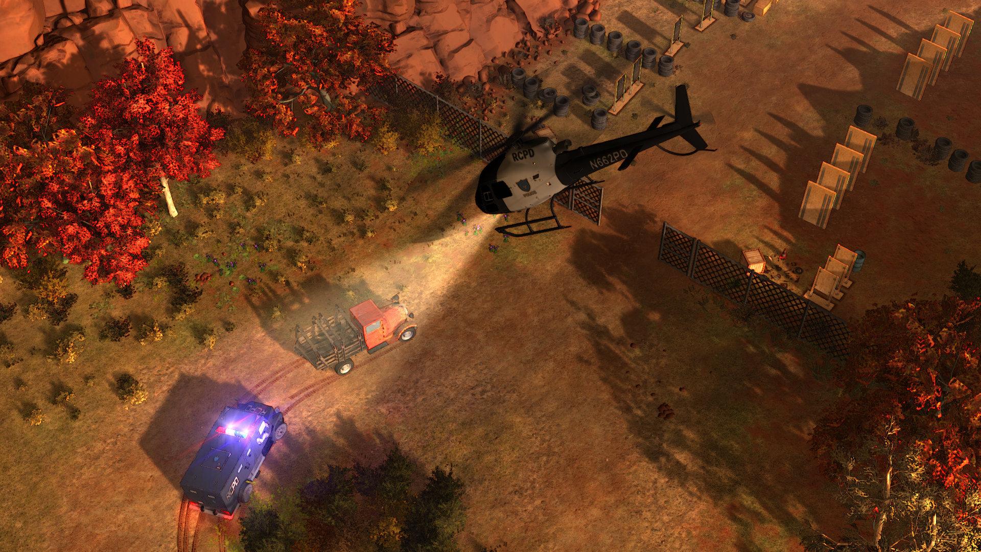 Скриншот №3 к American Fugitive