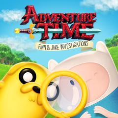 Adventure Time: Финн и Джейк ведут следствие