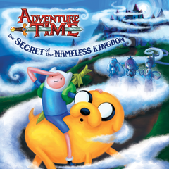 Adventure Time: o Segredo do Reino Sem Nome
