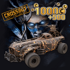 CrossOut - 'Lavabird' Founder Bundle
