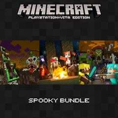 Minecraft: пакет «Жуткий»