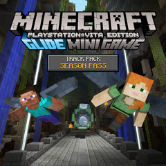 Pass saison pack de circuits Vol plané Minecraft