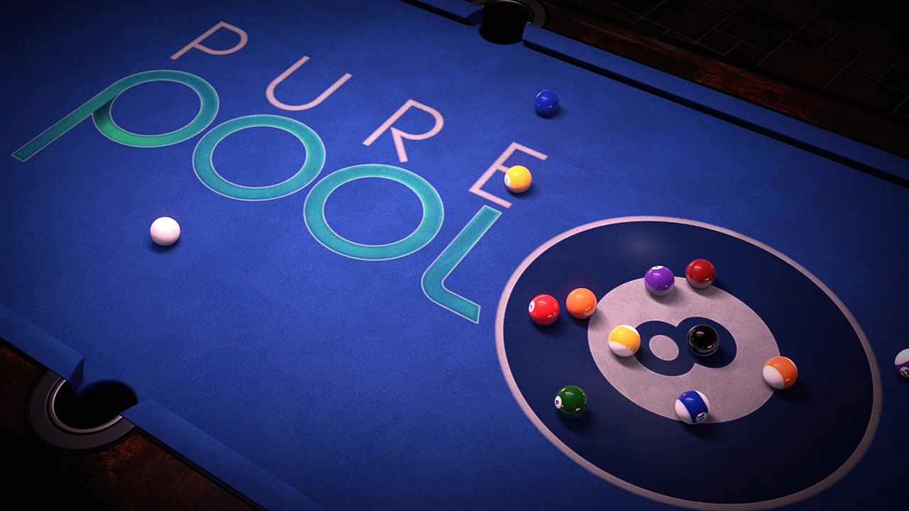 Pure Pool: набор снукера скриншот 1