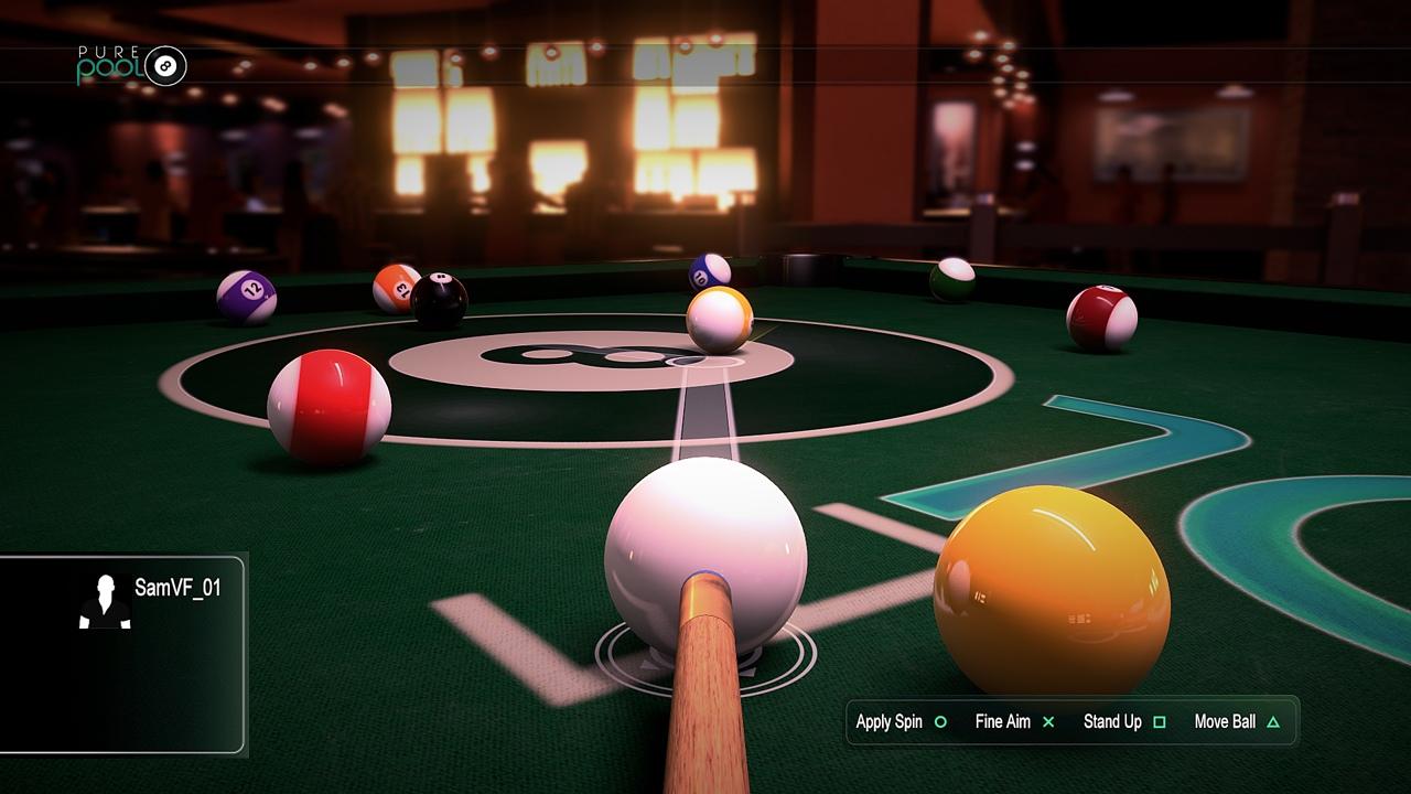 Pure Pool: набор снукера скриншот 7