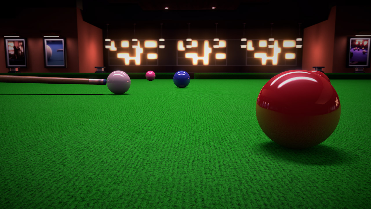Pure Pool: набор снукера скриншот 2