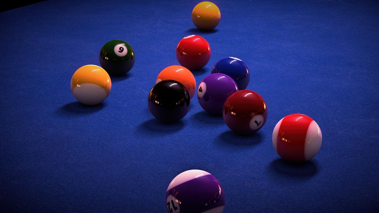 Pure Pool: набор снукера скриншот 9