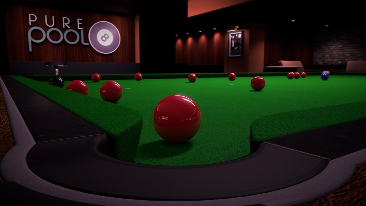 Pure Pool: набор снукера скриншот 6