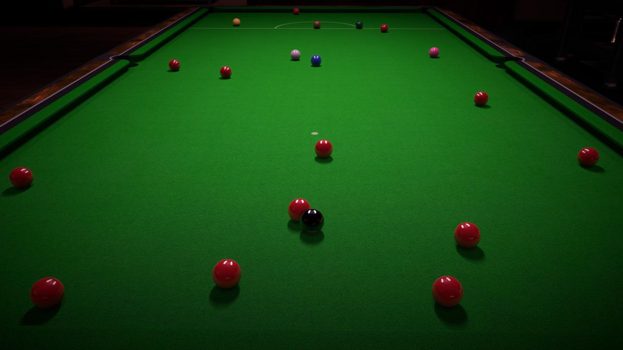 Pure Pool: набор снукера скриншот 5
