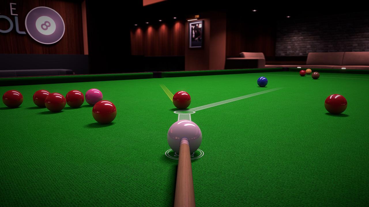 Pure Pool: набор снукера скриншот 4