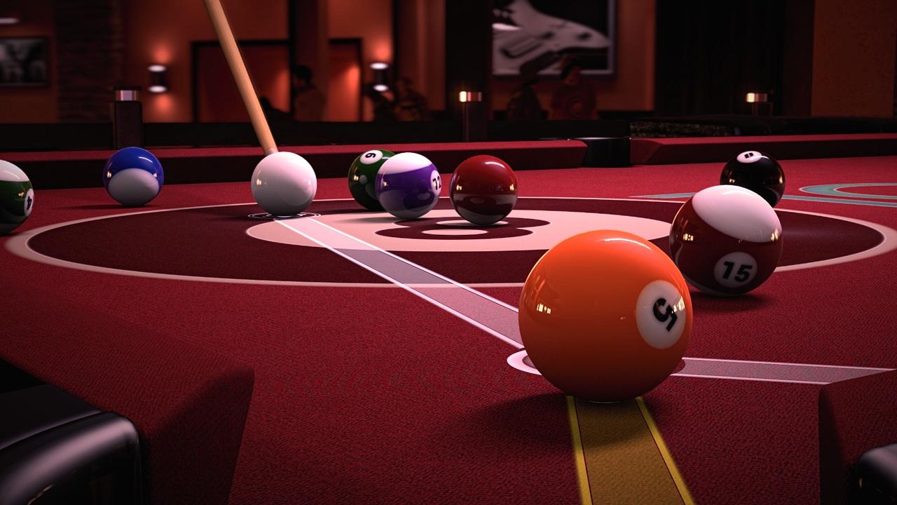 Pure Pool: набор снукера скриншот 10