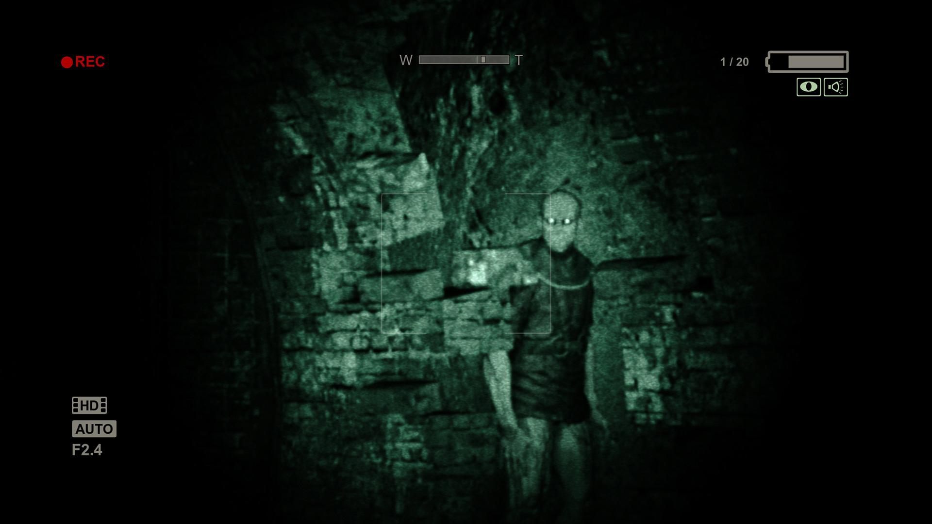 Скриншот №4 к Outlast