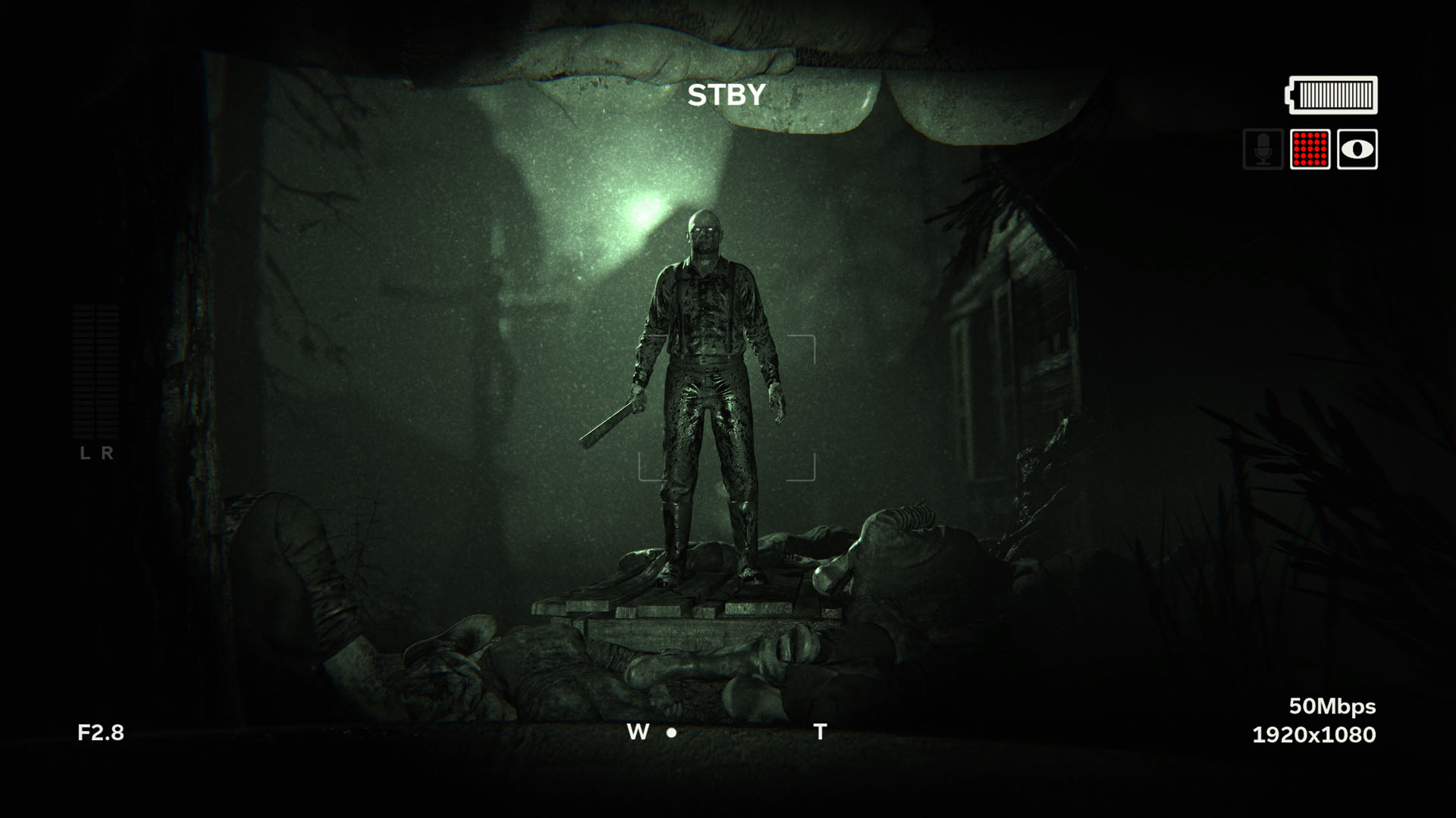 Скриншот №1 к Outlast 2