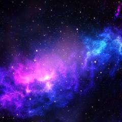 MasterCube Linda galáxia 2 tema dinâmico
