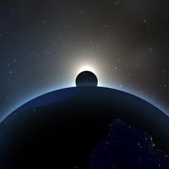 Espacio globo tema dinámico
