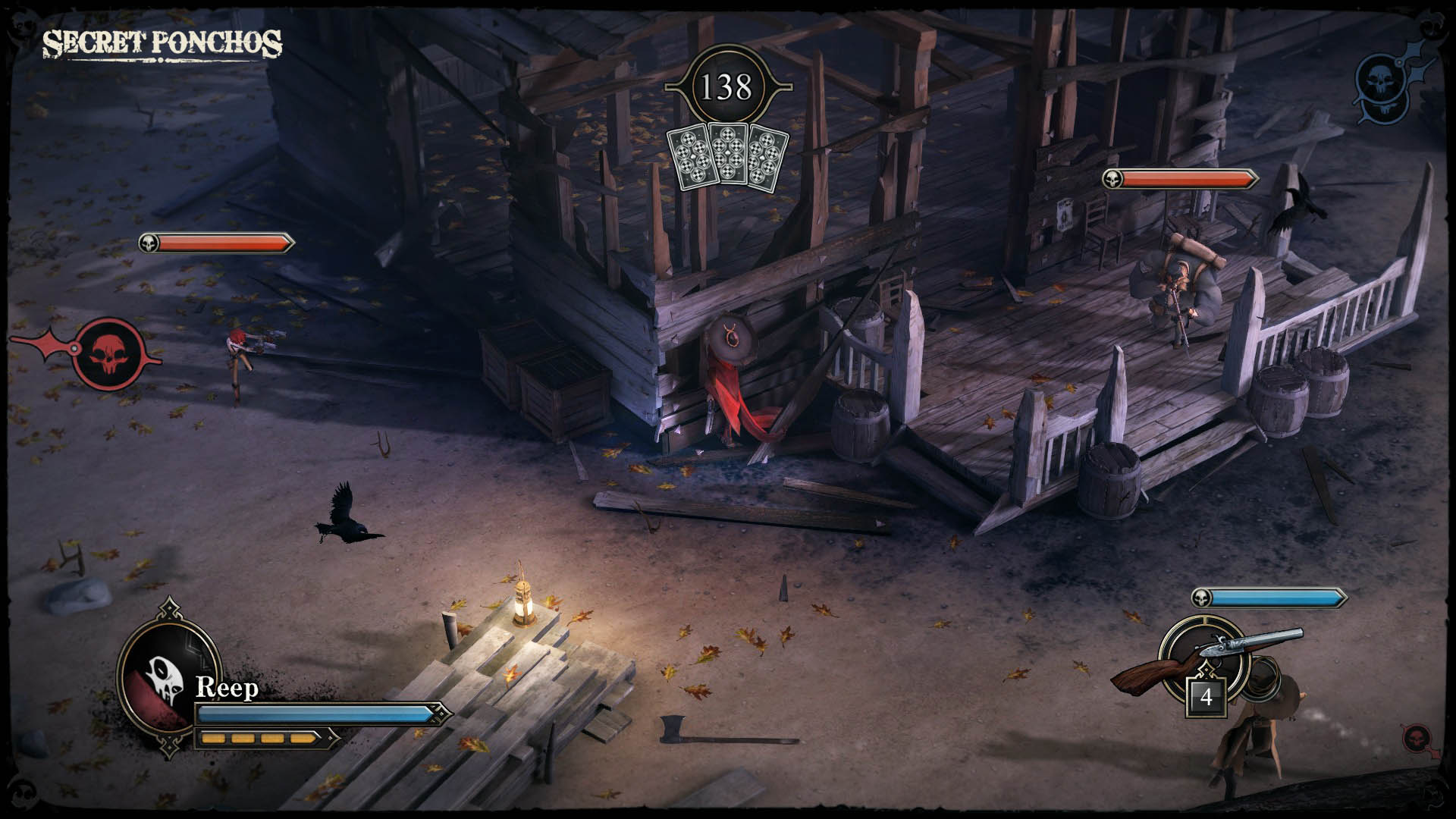 Скриншот №4 к Secret Ponchos