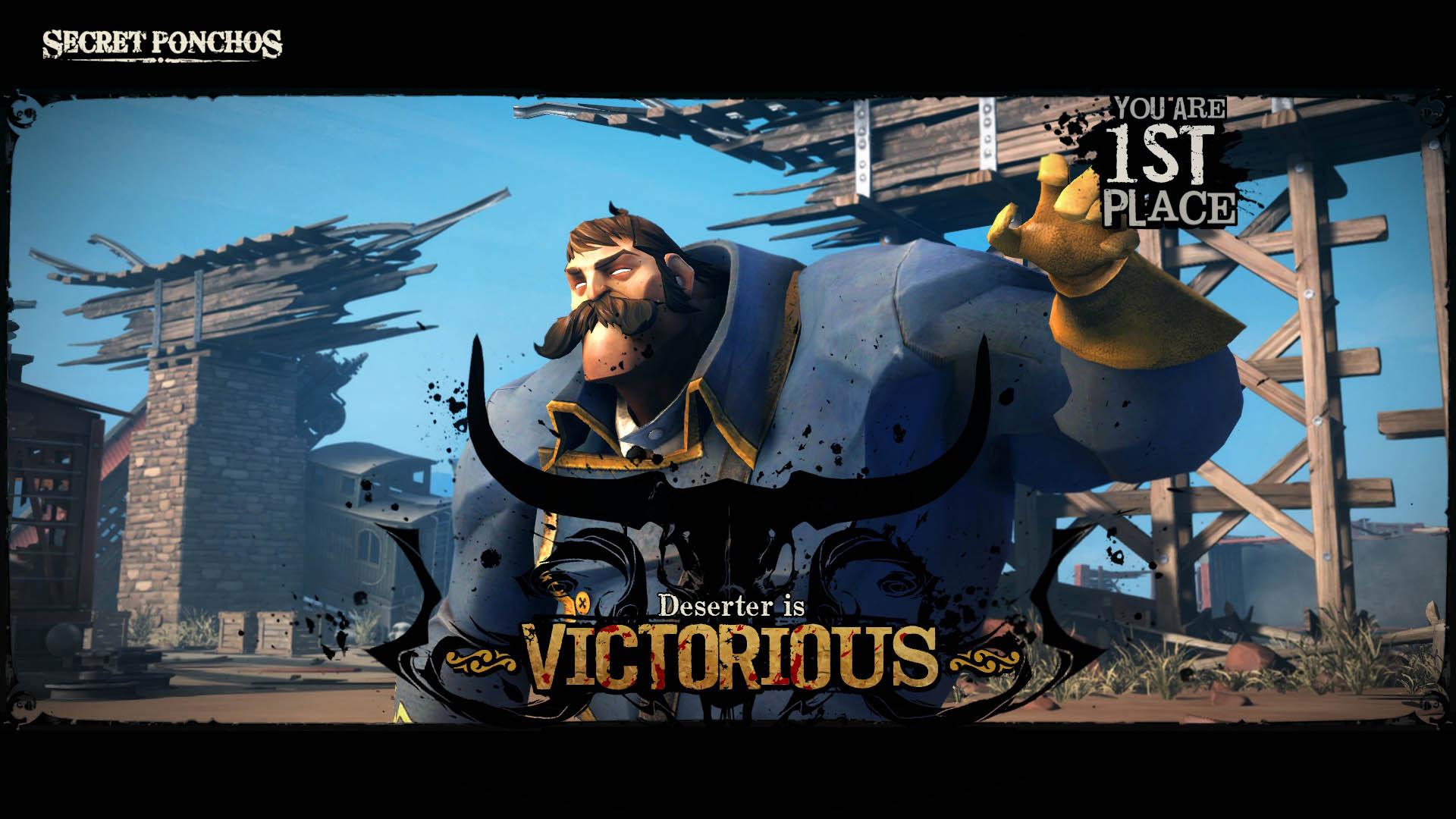 Скриншот №5 к Secret Ponchos