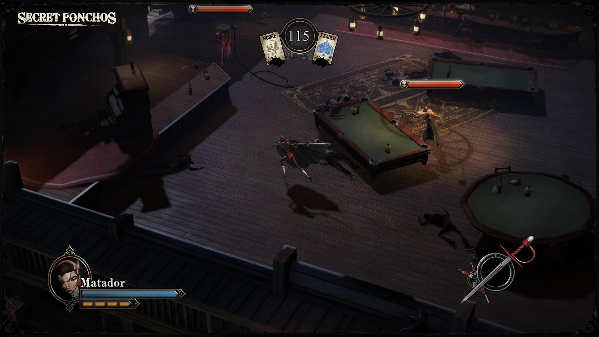 Скриншот №7 к Secret Ponchos