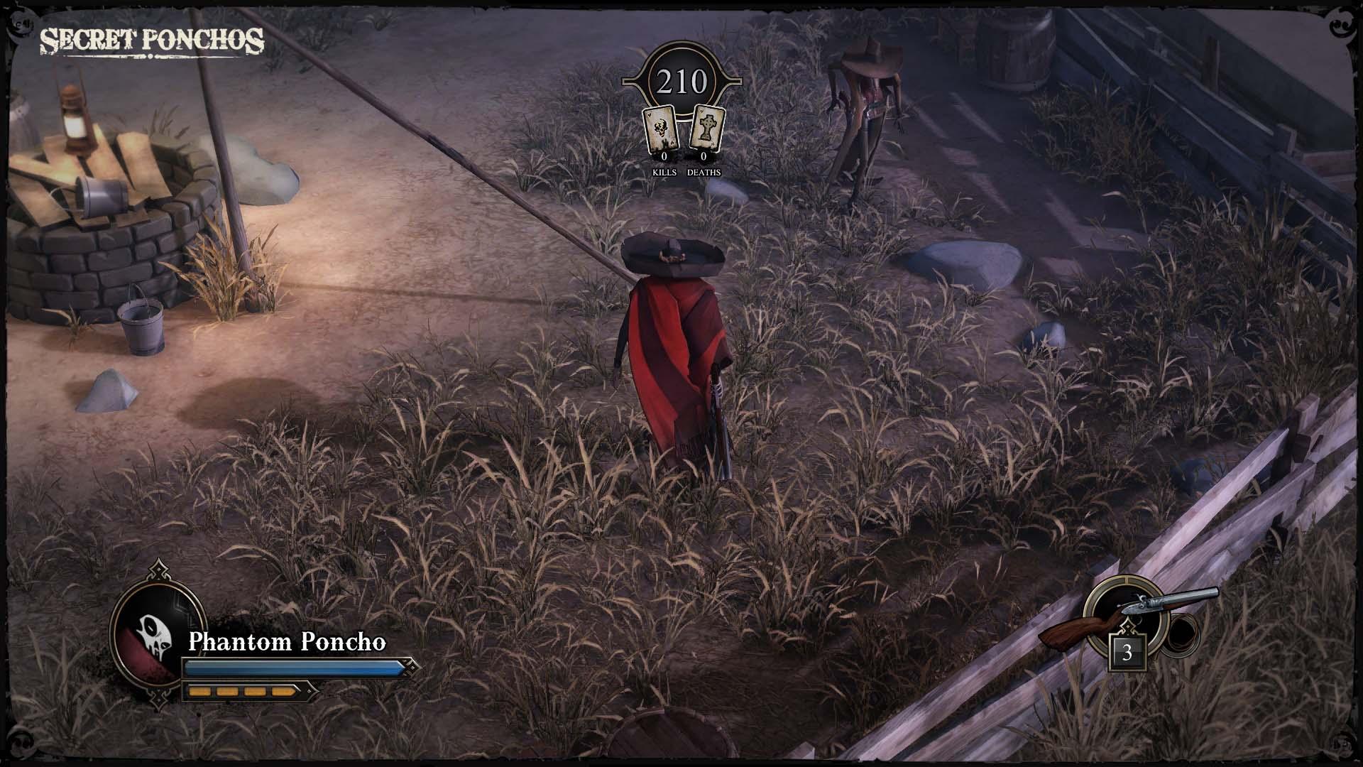 Скриншот №8 к Secret Ponchos