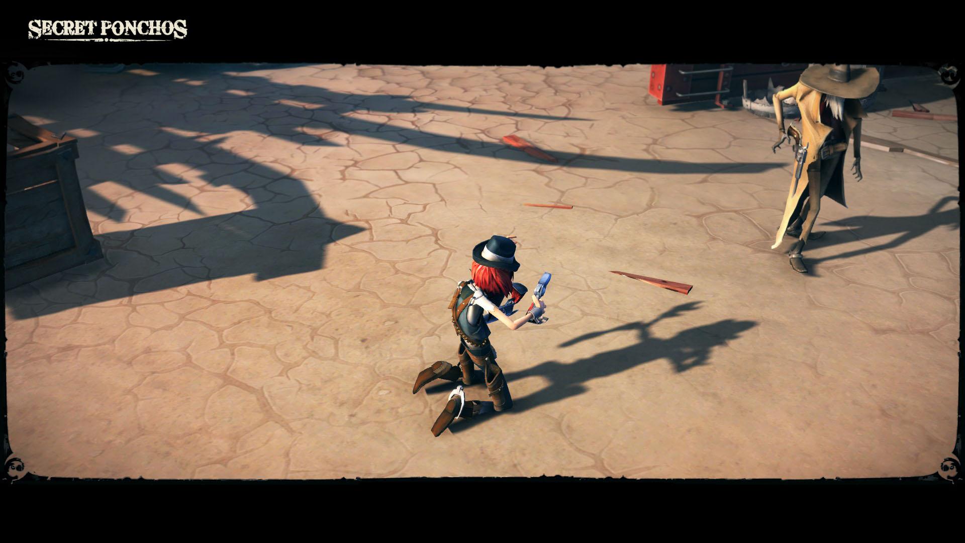 Скриншот №10 к Secret Ponchos