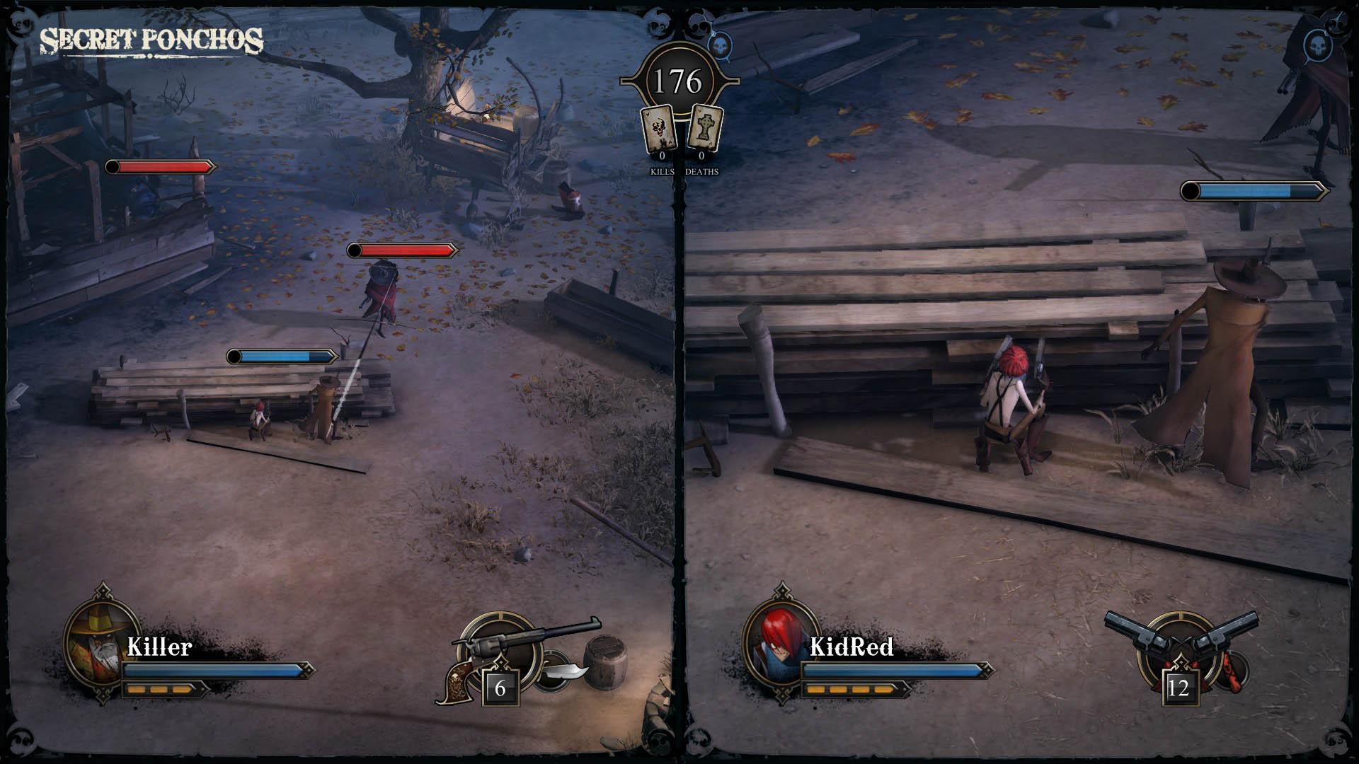 Скриншот №3 к Secret Ponchos