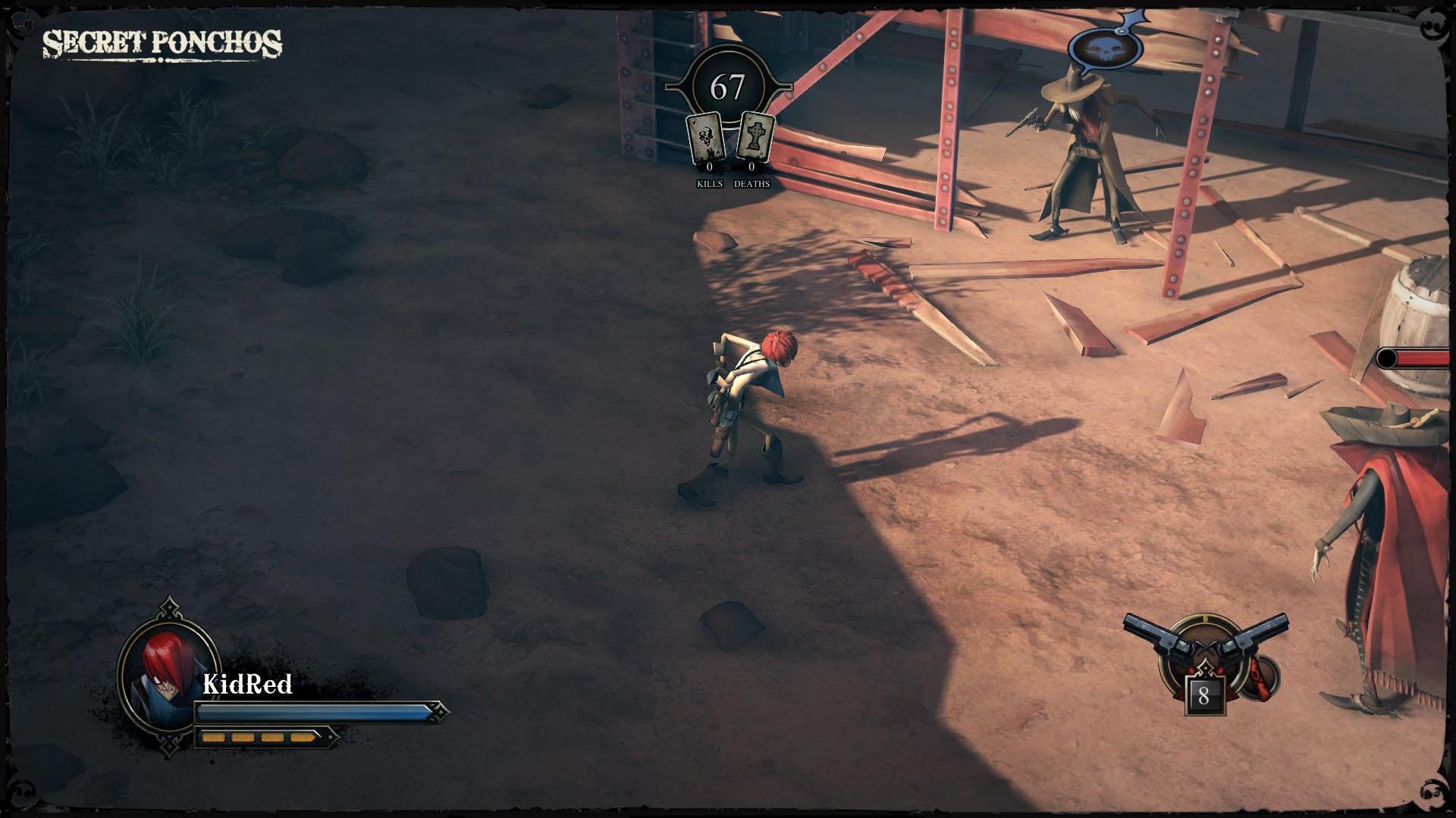 Скриншот №6 к Secret Ponchos
