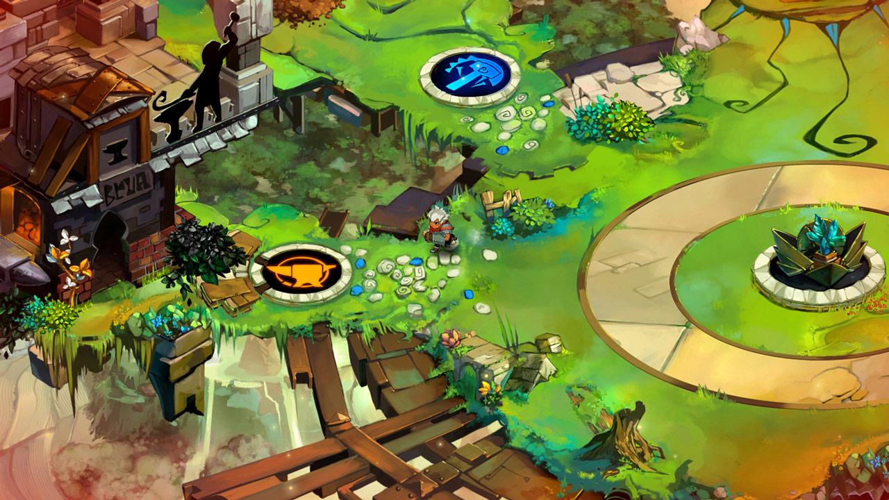 Скриншот №2 к Bastion