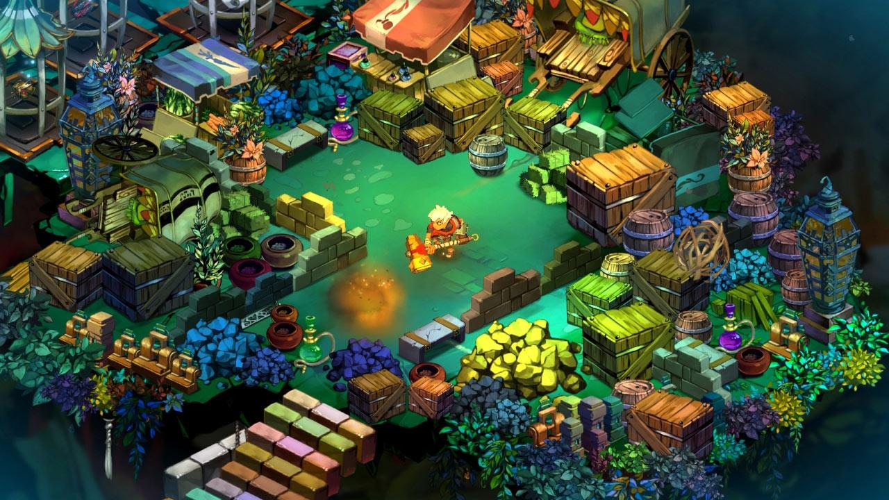Скриншот №9 к Bastion