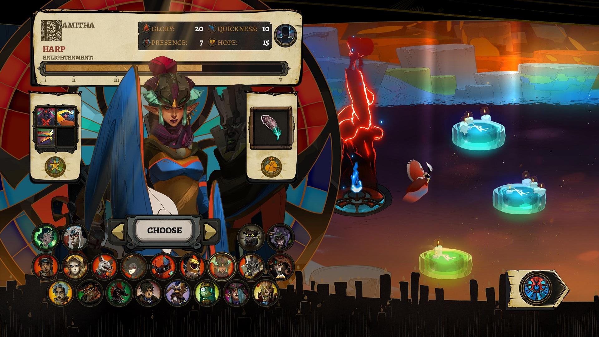 Скриншот №10 к Pyre