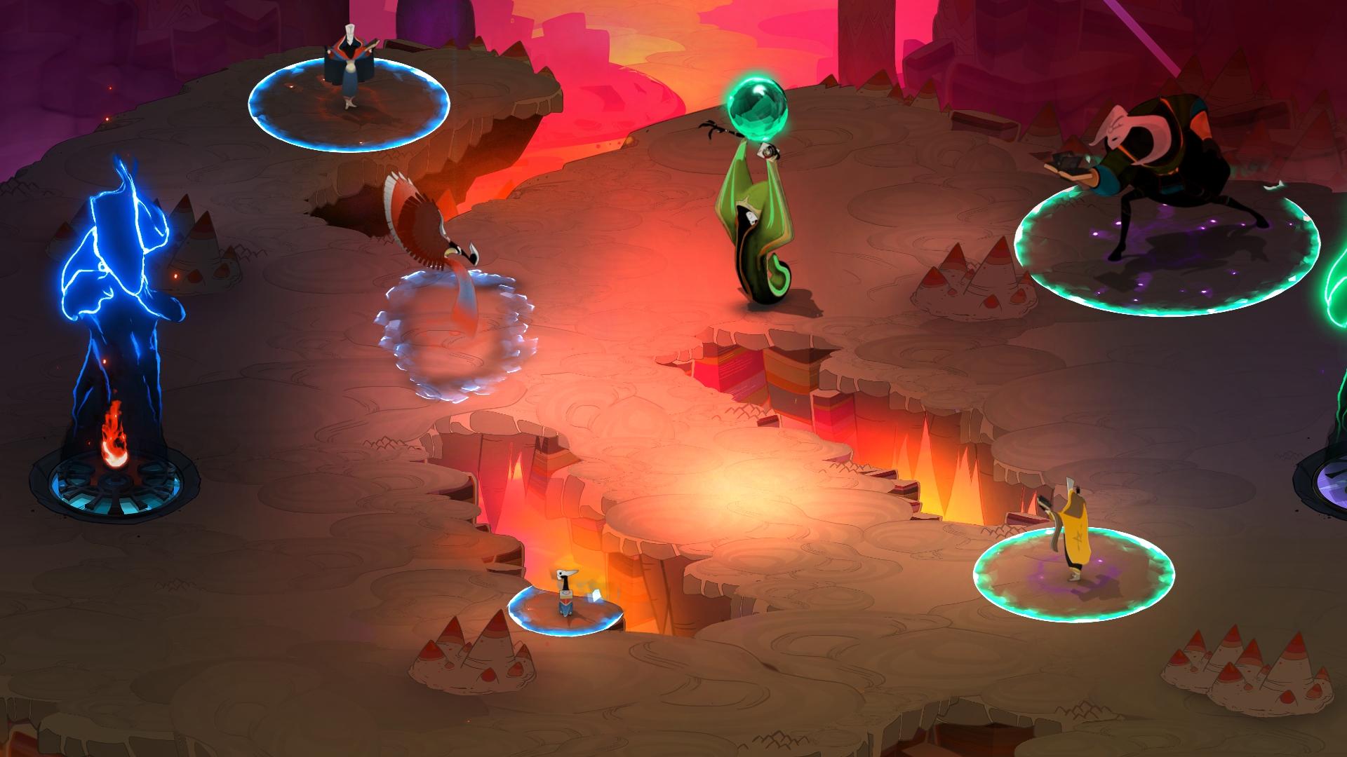 Скриншот №8 к Pyre