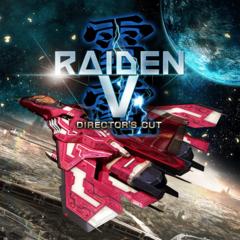 Raiden V : Director's Cut