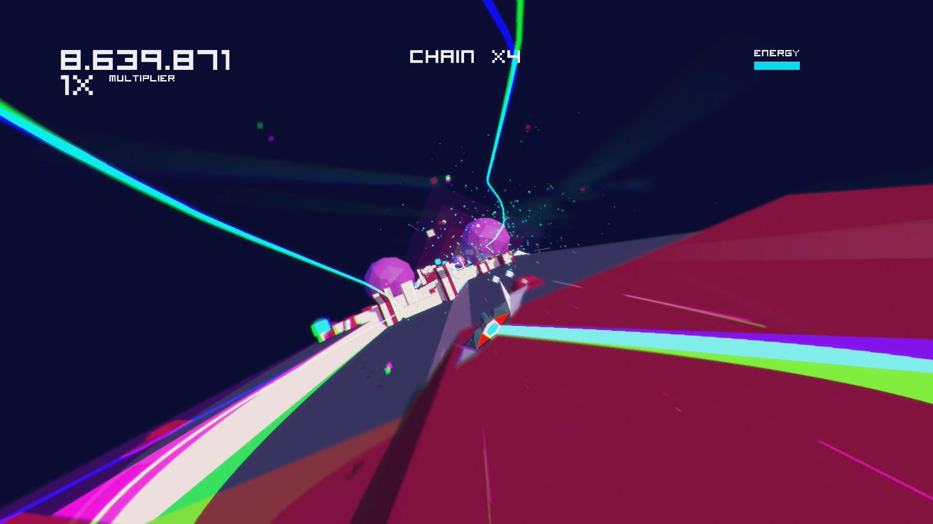 Скриншот №4 к Futuridium EP Deluxe