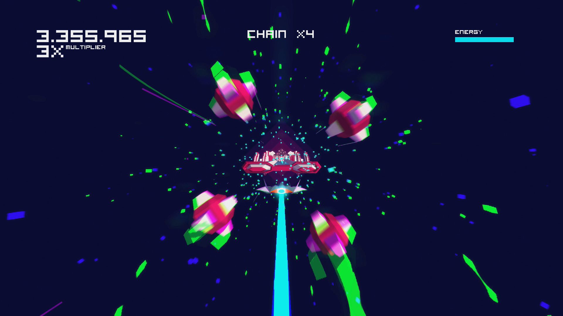 Скриншот №7 к Futuridium EP Deluxe