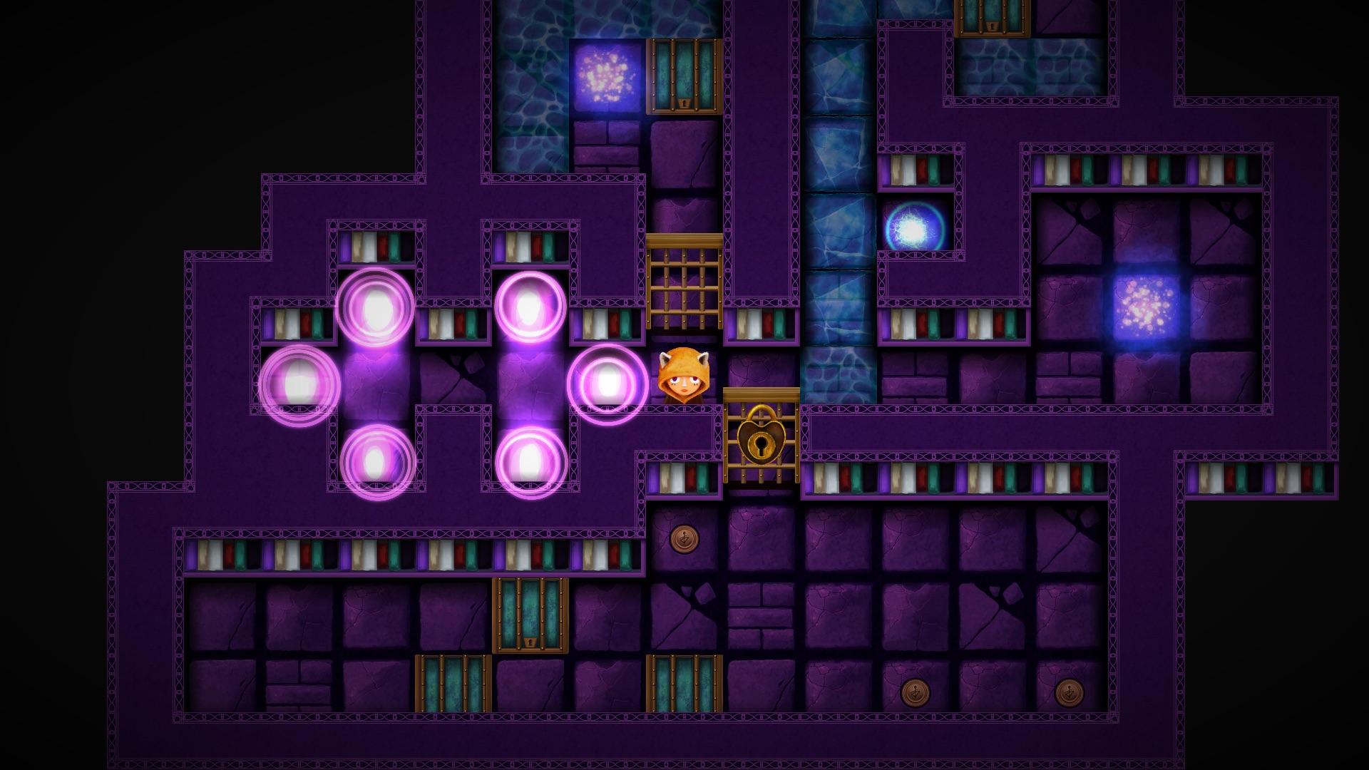 Waking Violet скриншот 3