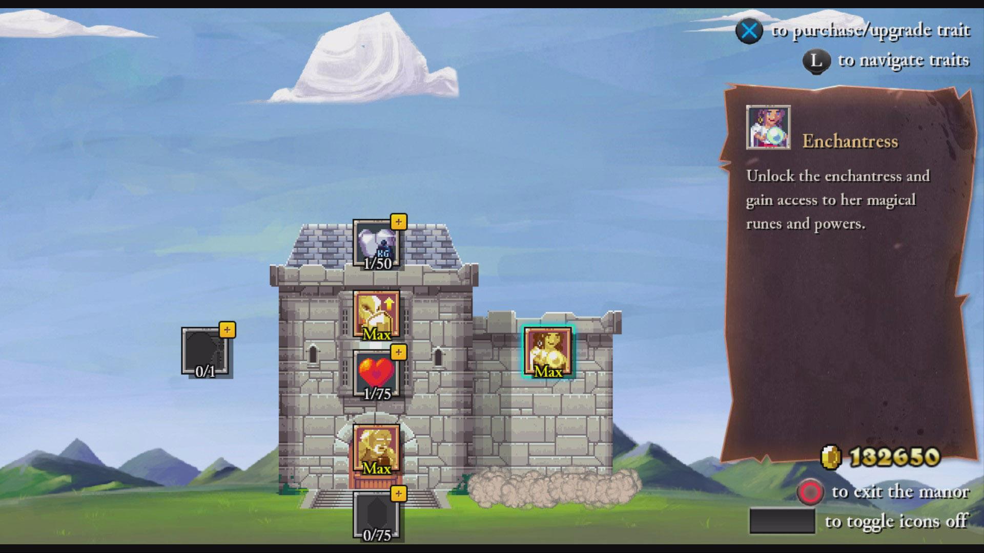 Скриншот №4 к Rogue Legacy