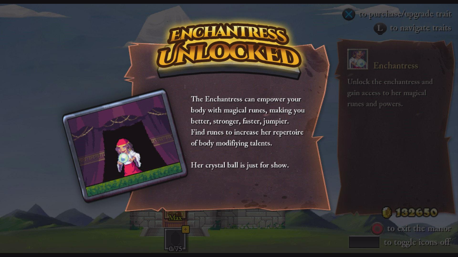 Скриншот №5 к Rogue Legacy