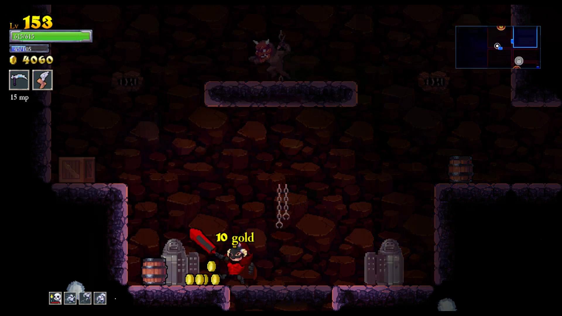 Скриншот №3 к Rogue Legacy