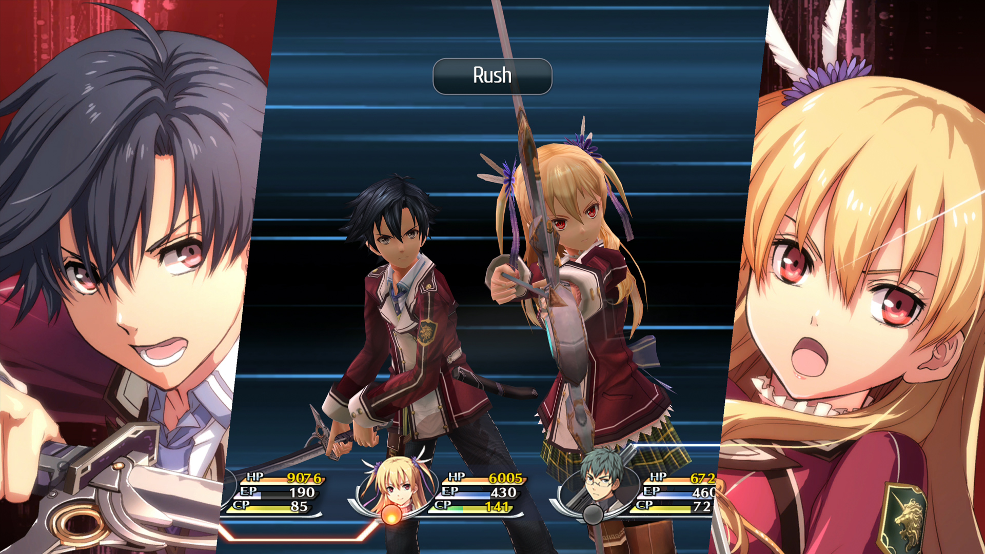 The Legend of Heroes: Trails of Cold Steel скриншот 3