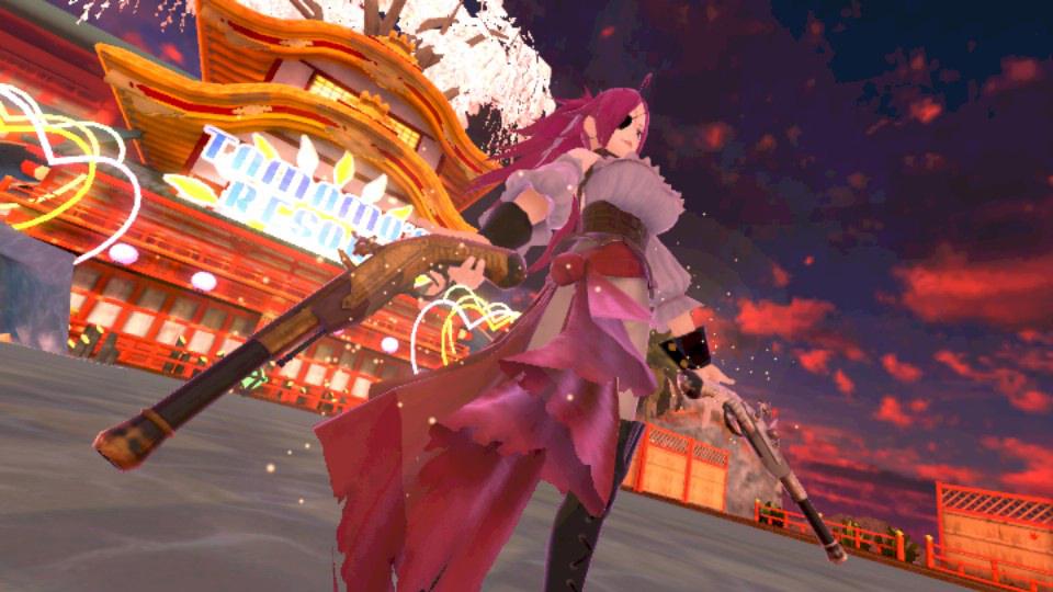 Fate/EXTELLA LINK скриншот 3