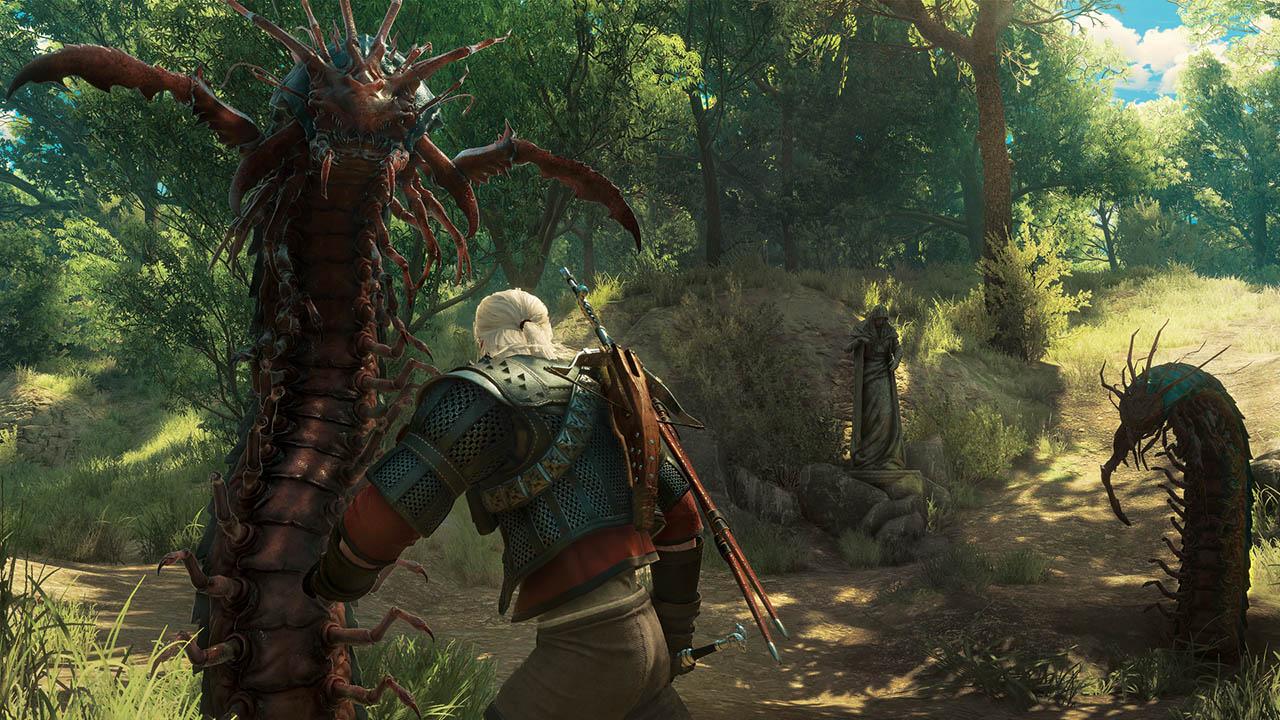 Скриншот №4 к Ведьмак 3 Дикая Охота - Кровь и вино