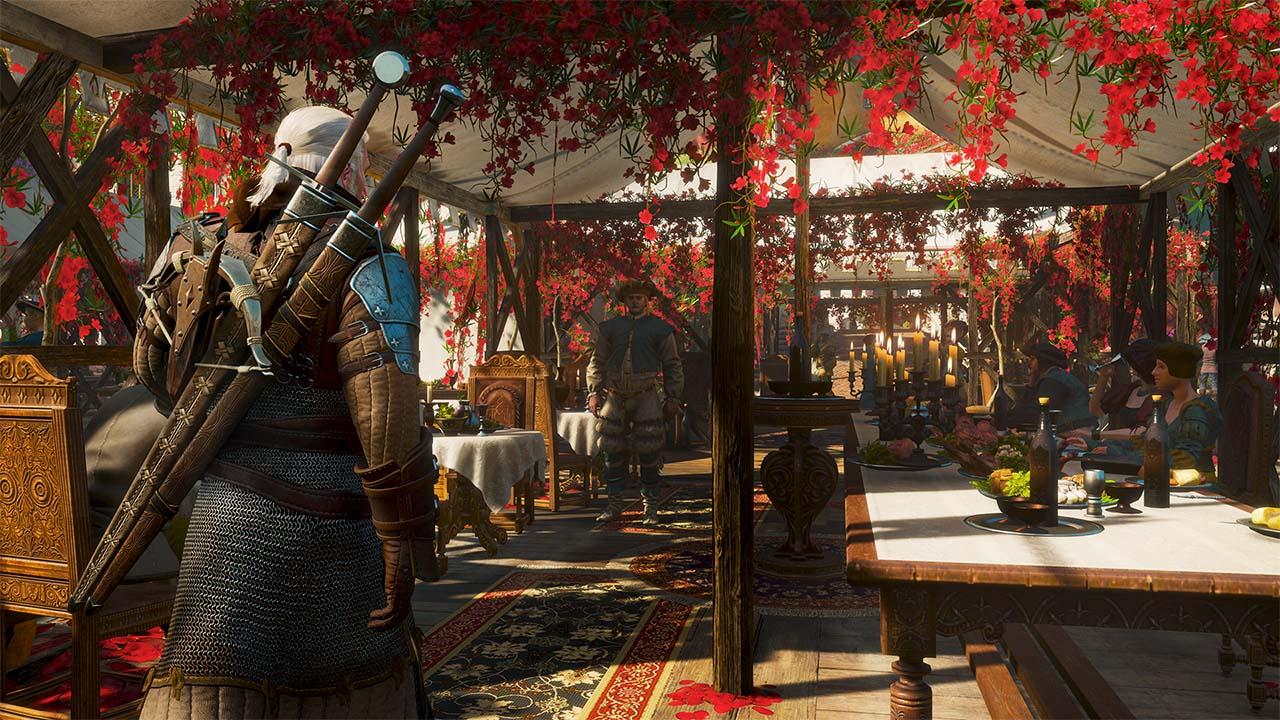 Скриншот №2 к Ведьмак 3 Дикая Охота - Кровь и вино
