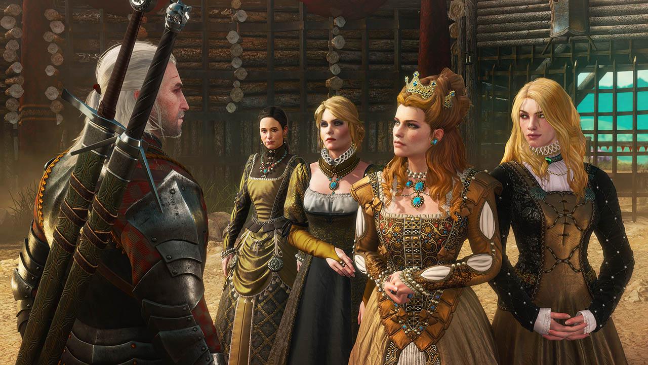 Скриншот №1 к Ведьмак 3 Дикая Охота - Кровь и вино