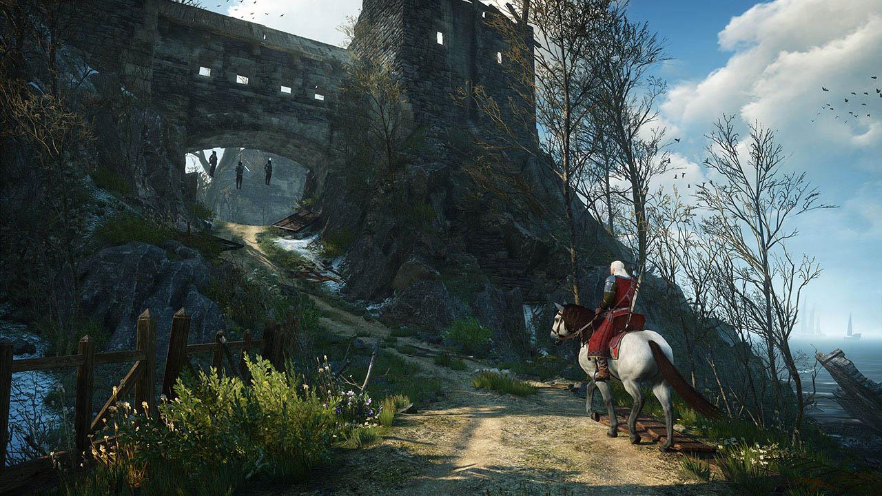 Скриншот №7 к Ведьмак 3 Дикая Охота — издание Игра года