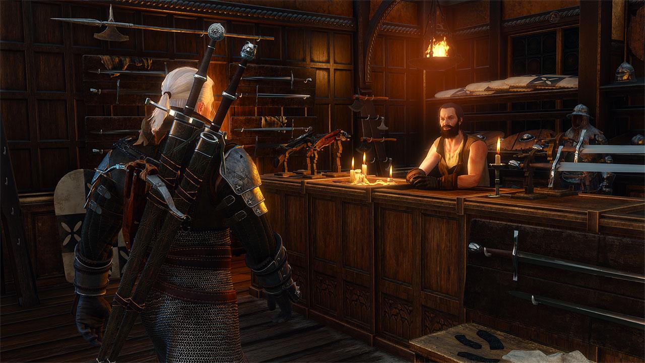 Скриншот №6 к Ведьмак 3 Дикая Охота — издание Игра года