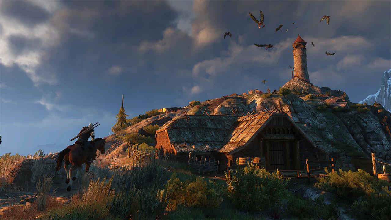 Скриншот №2 к Ведьмак 3 Дикая Охота — издание Игра года