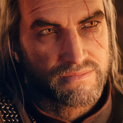 GWENT: The Witcher Card Game - Geralt Avatar